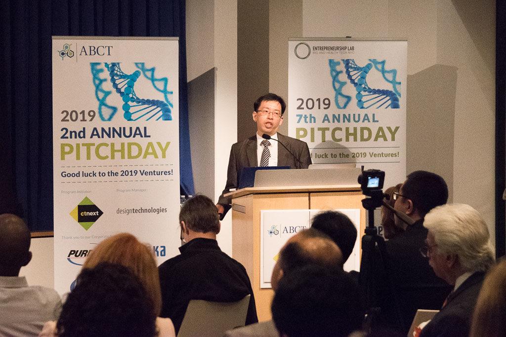 Chichao Chen, Vessel Scientific