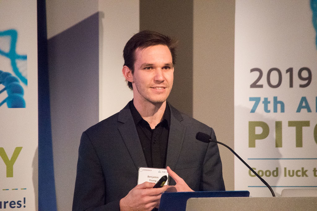 Ben Young, CapCell Biologics