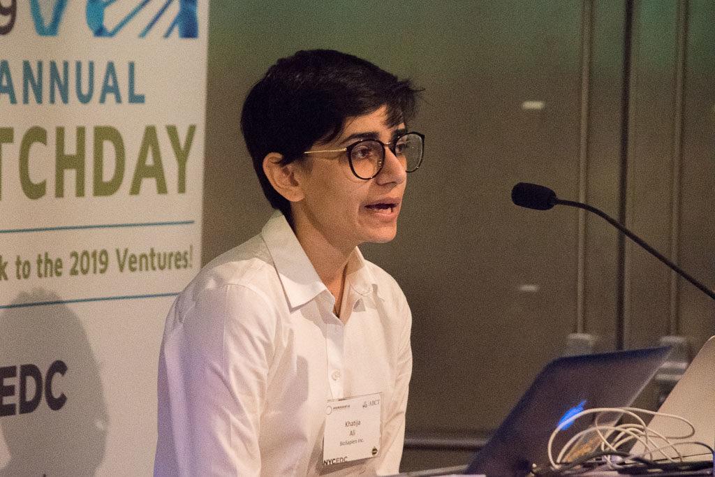 Khatija Ali, BioSapen