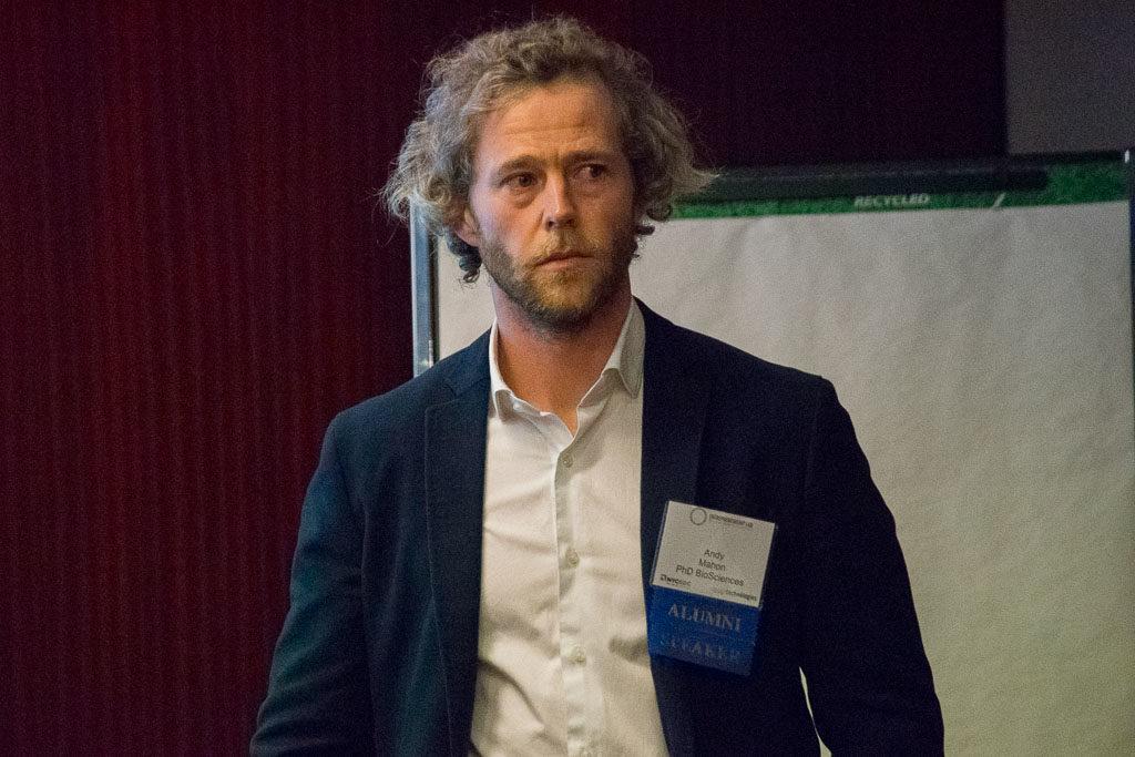 Andy Mahon, PhD Biosciences