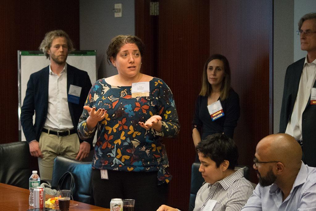 Sue Rosenthal, NYCEDC