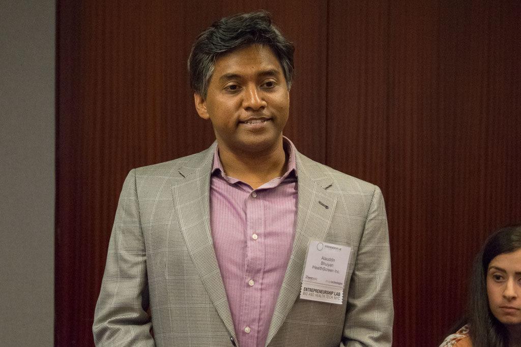 Alauddin Bhuiyyan, iHealthScreen