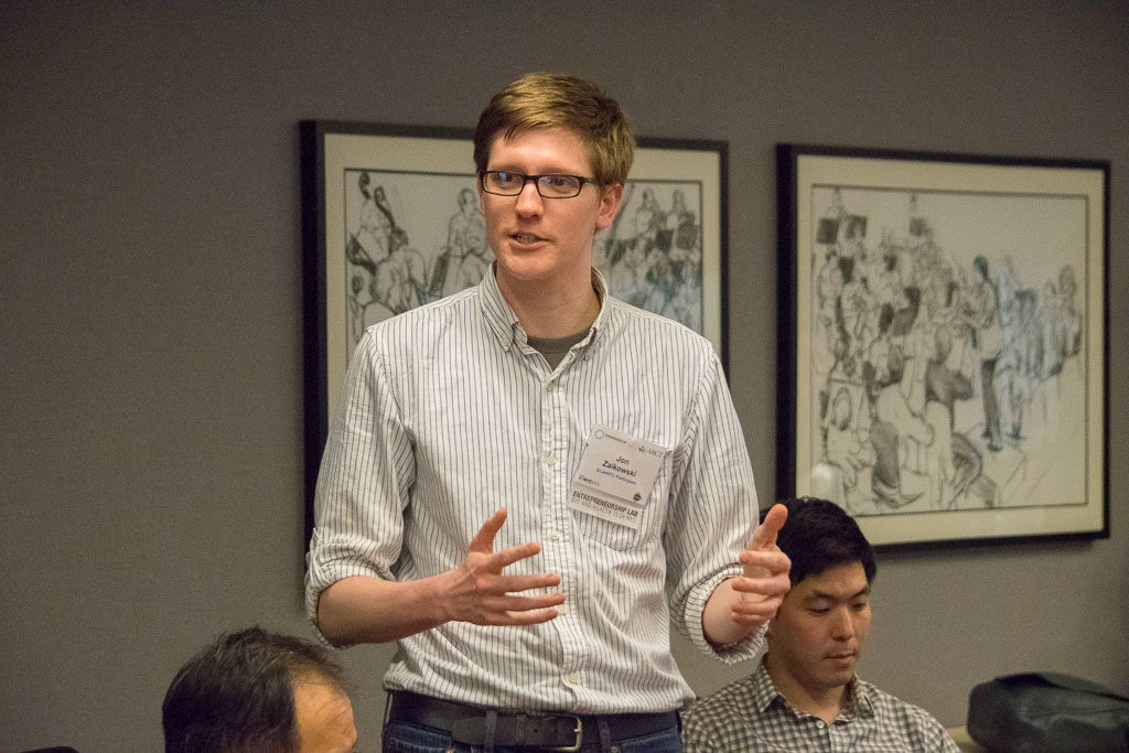 Jon Zaikowski, CapCell Biologics
