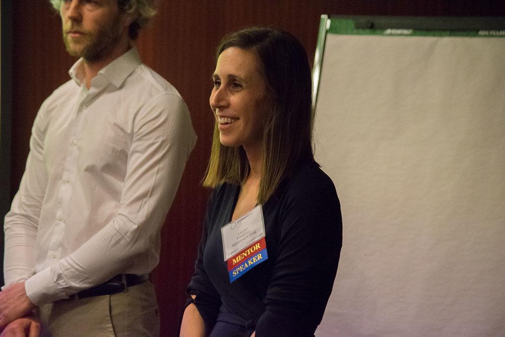 Lauren Friedman, Alzheimer's Drug Discovery Foundation