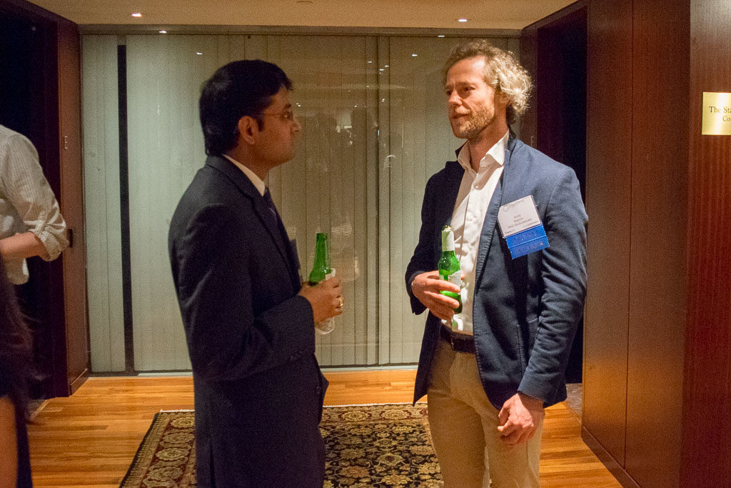 Sunit Jariwala, ASTHMAXcel, Andy Mahon, PhD BioSciences