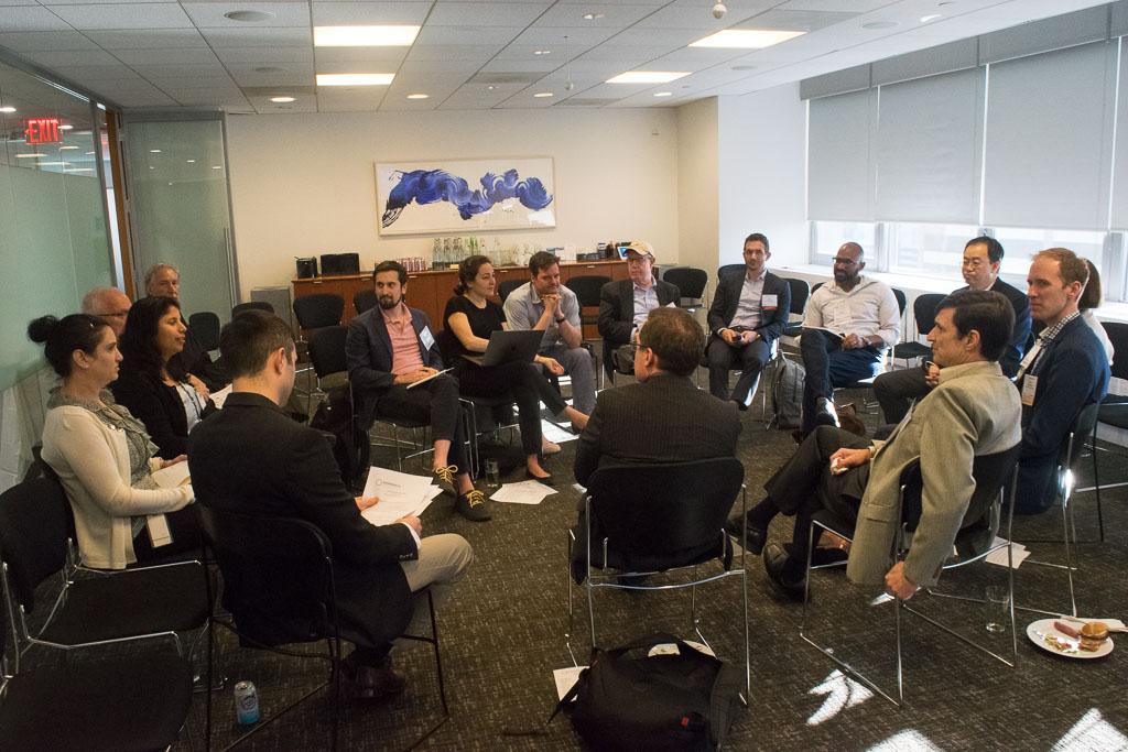 ElabNYC Roundtable IV at Wilson Sonsini Goodrich & Rosati