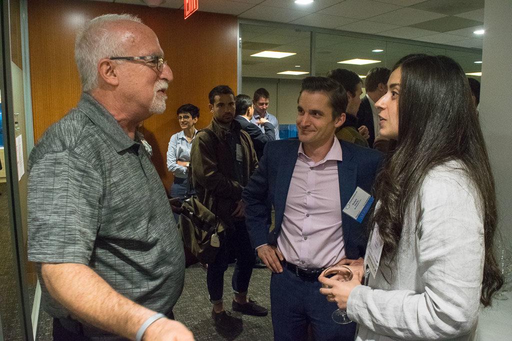 Jeff Bergstein, Bergstein Consulting, LLC, Ralph Hertz, BioSapien Inc. and Mica Mene