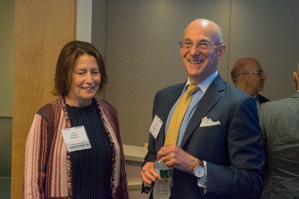 Mary Howard, ElabNYC | ABCT and Philip Glick, Conner Strong