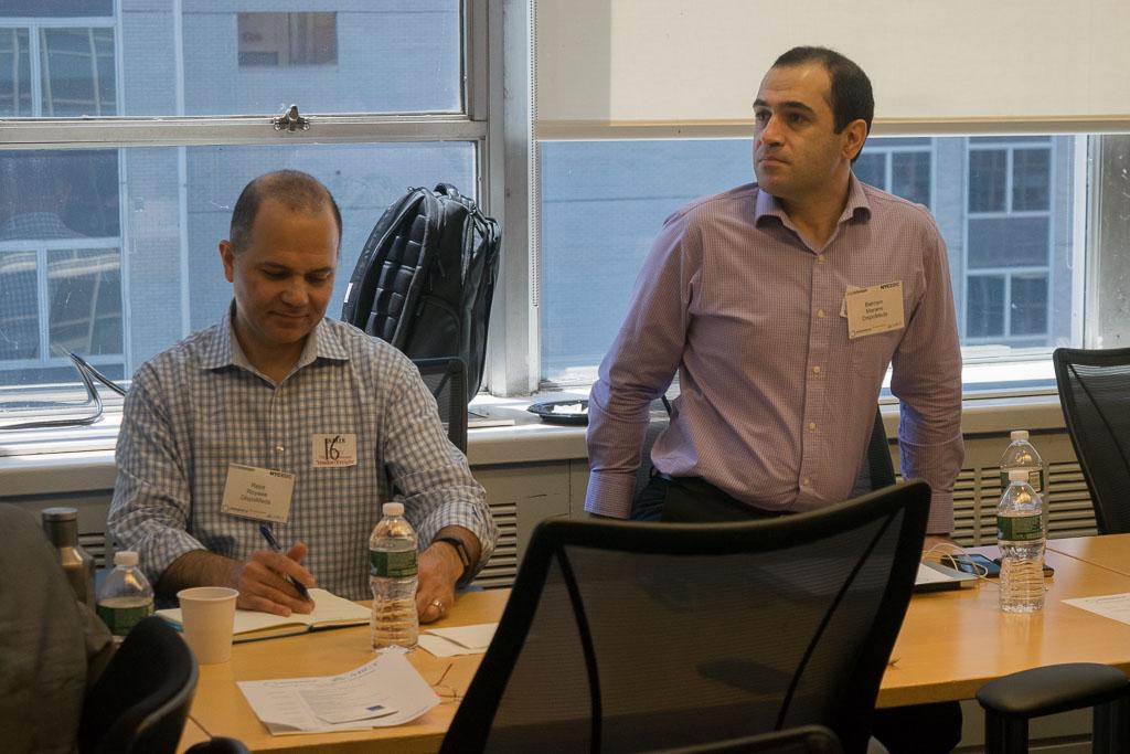 Barham Marami and Reza Royaee, Dispomeds