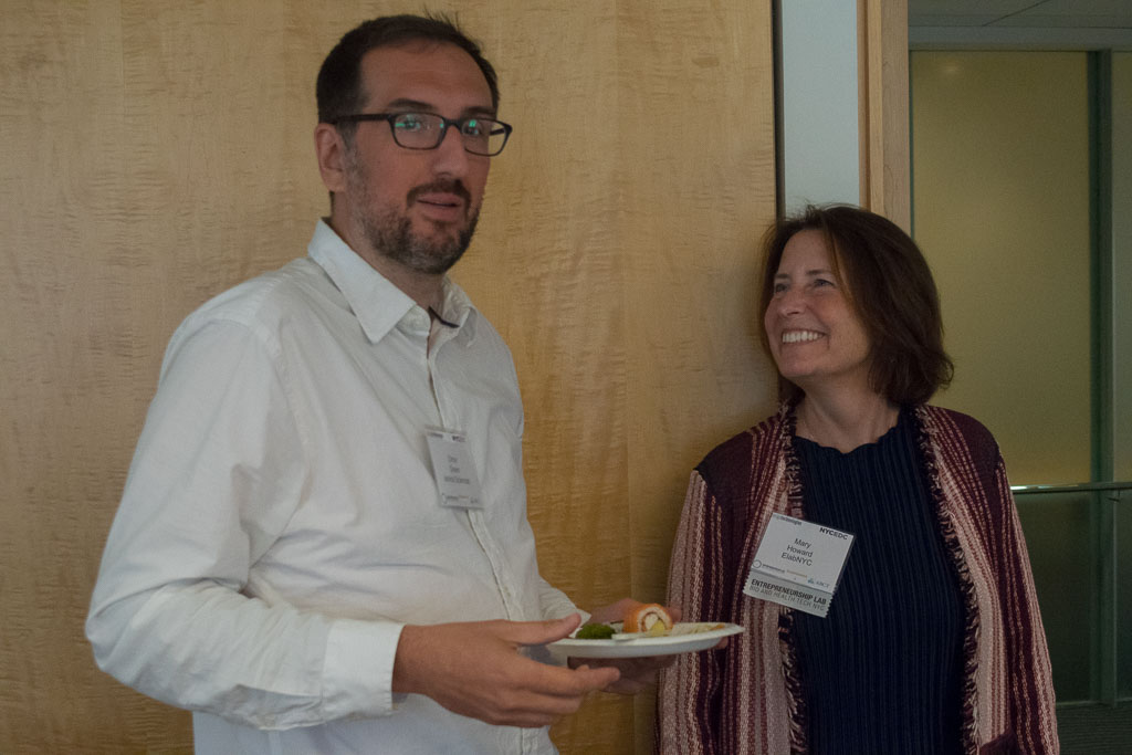 Omar Green, Ionica Sciences and Mary Howard, ElabNYC | ABCT