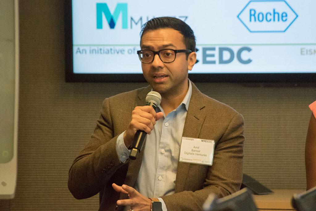 Amit Bansal, Digitalis Ventures