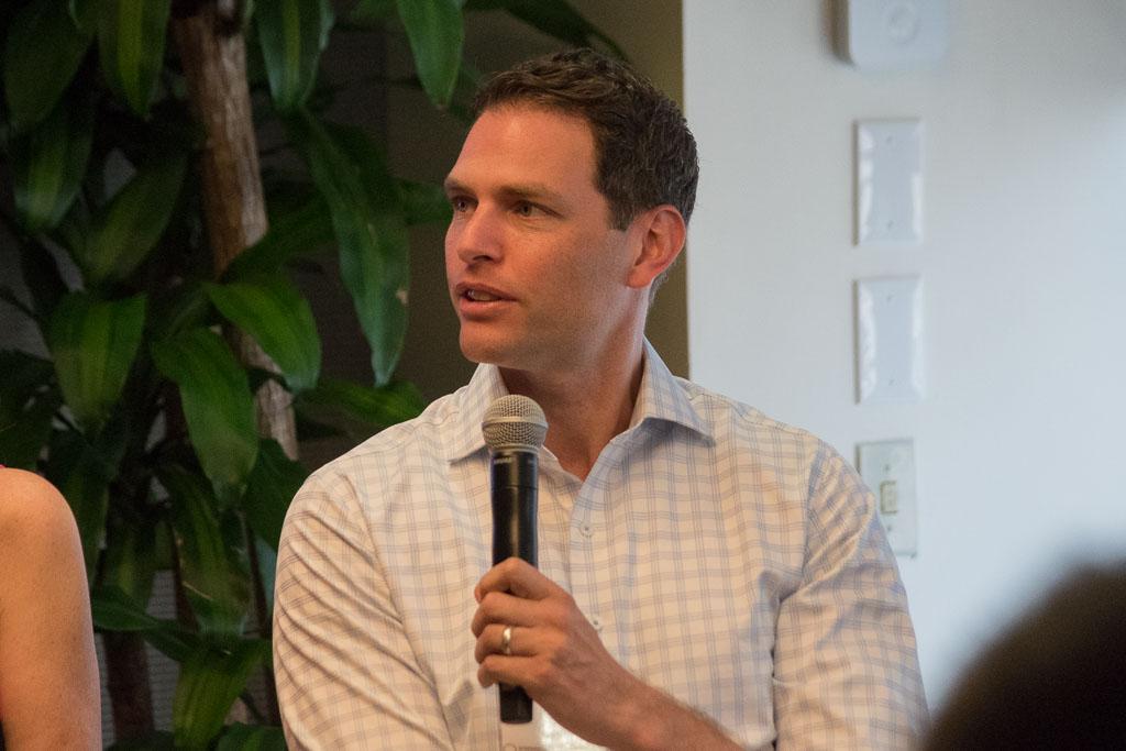 Michael Barran, Pfizer Ventures