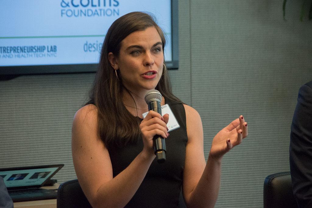 Sophia Cacciatore, NYCEDC