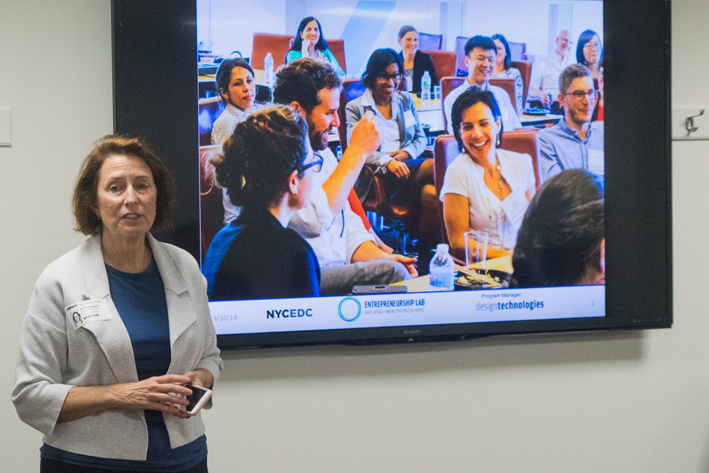 Mary Howard, ELabNYC program director