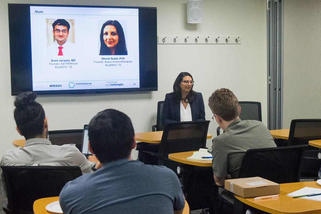 Info session at Albert Einstein College of Medicine