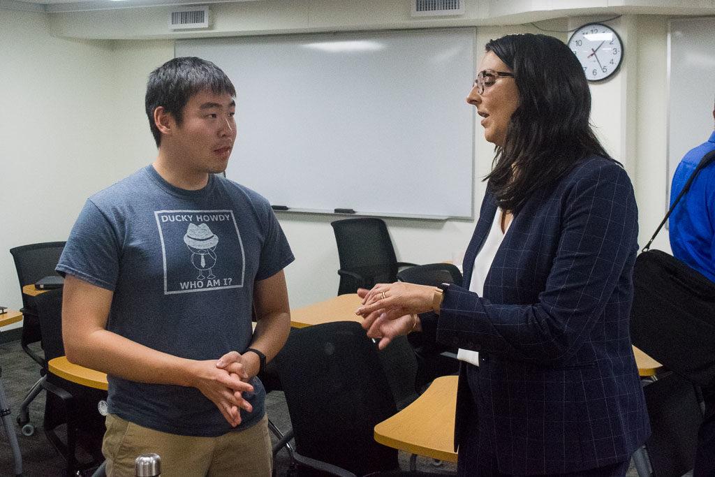 Mu Feng, Einstein and Shivali Gulab, Avalia Immunotherapies