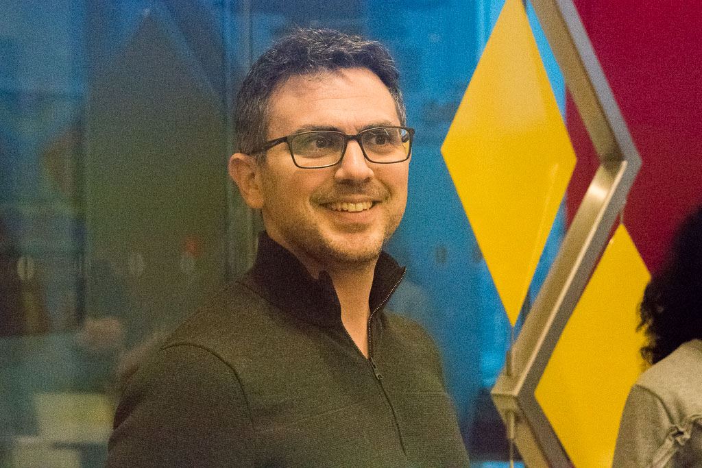 Amir Reuveny, Tatch