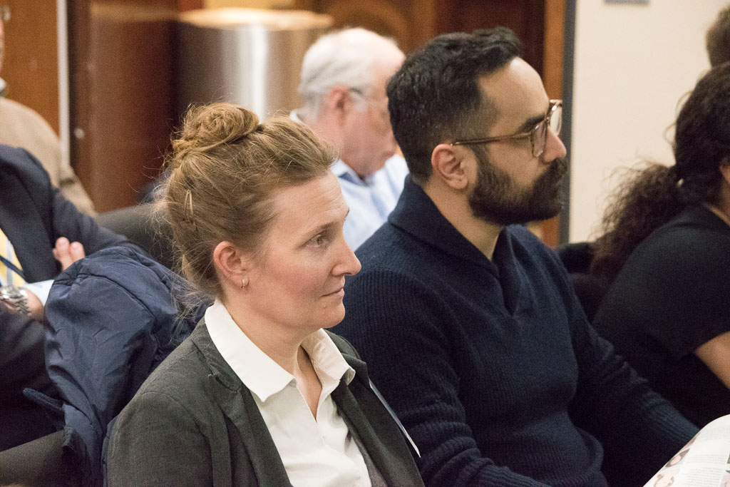 Laura Beth McIntire, Indah; Mousa Ahmadi, Laronix