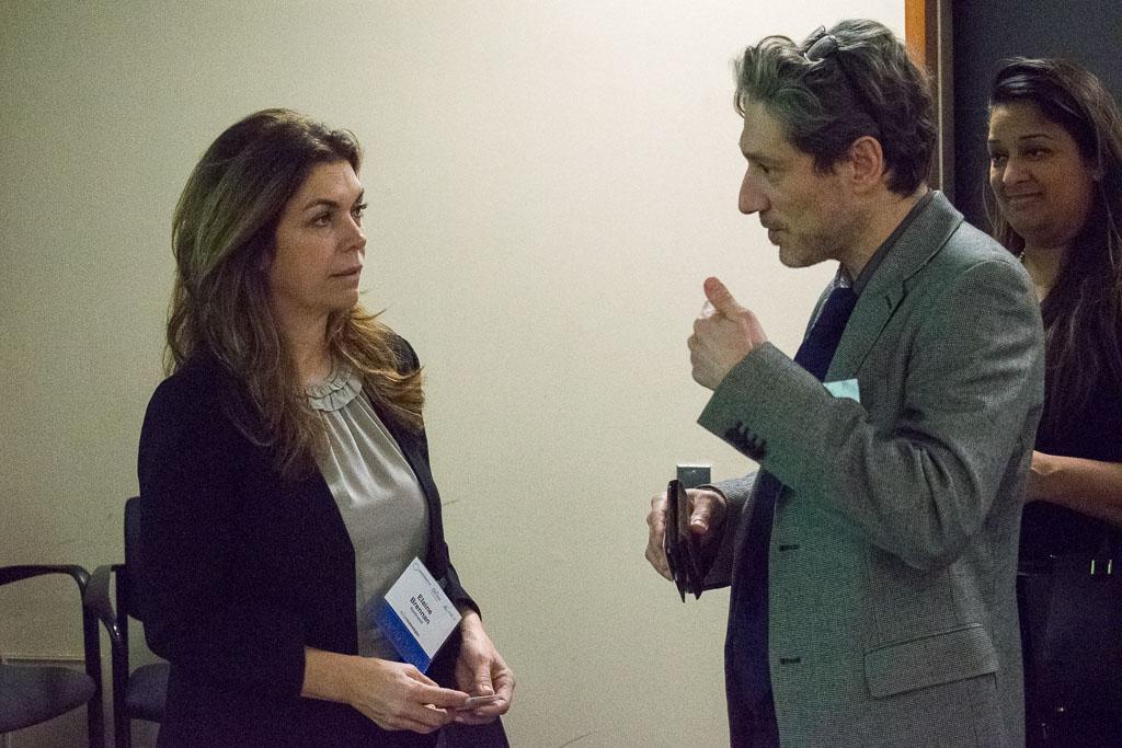 Elaine Brennan, Northwell; Maxim Signaevsky, NeuroSilica, Inc.