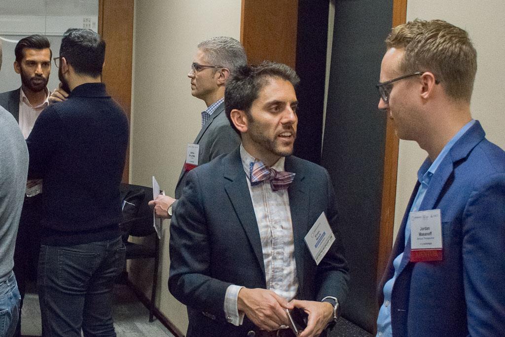 Evan Noch, DESTROKE; Jordan Masanoff, Amicus Therapeutics